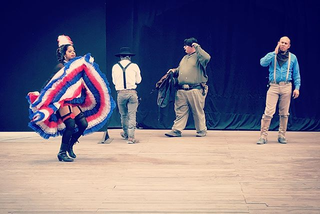 Show del Viejo Oeste. #Durango
