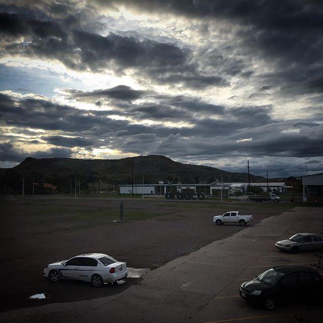 Extrañaba los atardeceres de Durango